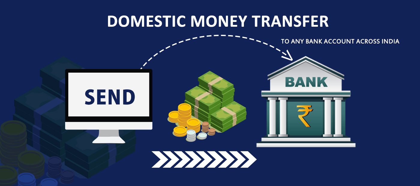 domestic money transfer (DMT) PAY2ALL Services